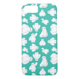 Baymax Green Classic Pattern Case-Mate iPhone Case