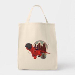 Baymax & Hiro | Hero Up Tote Bag
