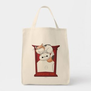 Baymax & Mochi | Supportive Type Tote Bag