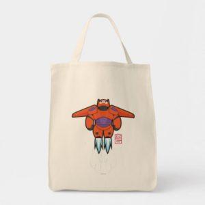 Baymax Orange Super Suit Tote Bag