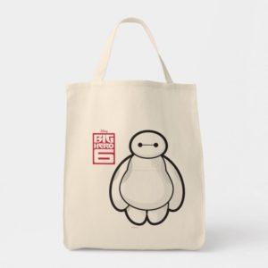 Baymax Standing Tote Bag