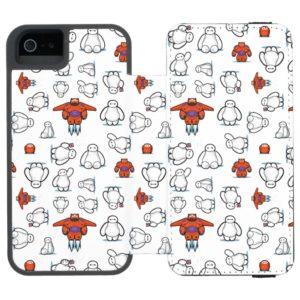 Baymax Suit Pattern Incipio iPhone Wallet Case