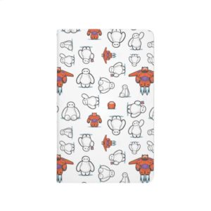 Baymax Suit Pattern Journal