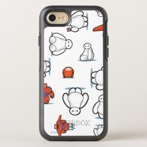 Baymax Suit Pattern OtterBox iPhone Case