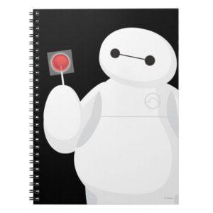 Big Hero 6 | Baymax with Lollipop Notebook