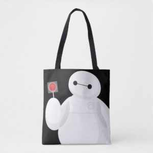 Big Hero 6 | Baymax with Lollipop Tote Bag