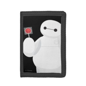 Big Hero 6 | Baymax with Lollipop Trifold Wallet