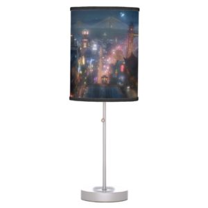 Big Hero 6 Night Sky Table Lamp