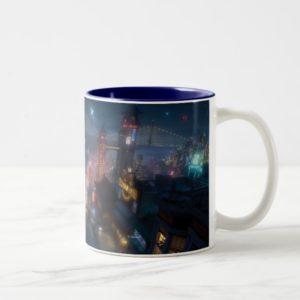 Big Hero 6 Night Sky Two-Tone Coffee Mug