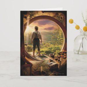 BILBO BAGGINS™ Back in Shire Collage Card