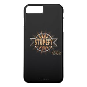 Black & Gold Stupefy Spell Graphic Case-Mate iPhone Case