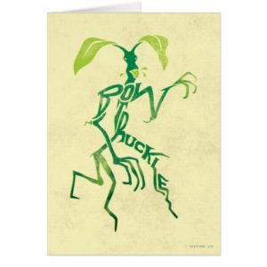 BOWTRUCKLE™ PICKETT™ Typography Graphic