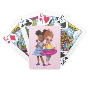 Bree James & Fancy Nancy Bicycle Playing Cards