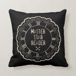 Carina - Master Star Reader Throw Pillow