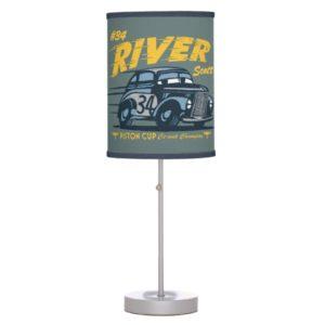 Cars 3 | #34 River Scott Table Lamp