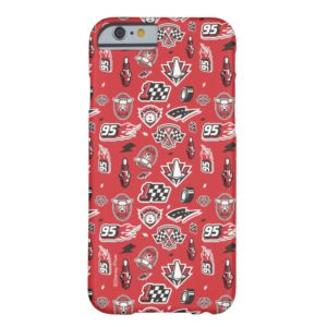 Cars 3 | 95 Lightning McQueen Speed Pattern Case-Mate iPhone Case