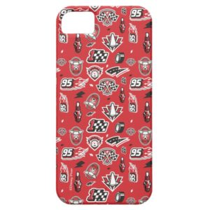 Cars 3   95 Lightning McQueen Speed Pattern Case-Mate iPhone Case