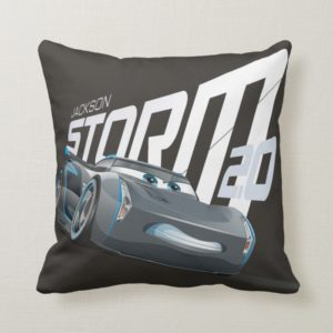 Cars 3 | Jackson Storm 2.0 Throw Pillow