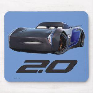 Cars 3 | Jackson Storm - Storm 2.0 Mouse Pad