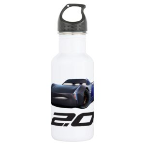 Cars 3   Jackson Storm - Storm 2.0 Stainless Steel Water Bottle