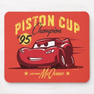 Cars 3 | Lightning McQueen - #95 Piston Cup Champ Mouse Pad