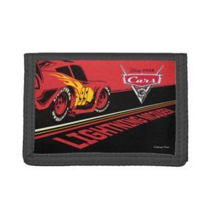 Cars 3 | Lightning McQueen - Let's Race Tri-fold Wallet