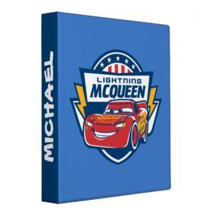 Cars 3 | Lightning McQueen - Lightning Fast 3 Ring Binder