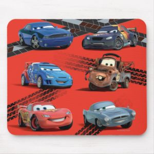 Cars Mouse Pad