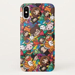 Cartoon Harry Potter Character Toss Pattern Case-Mate iPhone Case