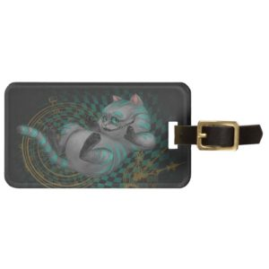 Cheshire Cat | Time's a Wastin' 3 Luggage Tag