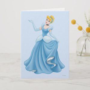 Cinderella Dancing Card