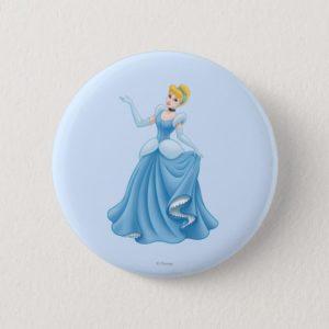 Cinderella Dancing Pinback Button