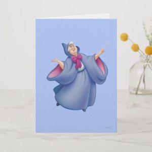 Cinderella | Fairy Godmother Card