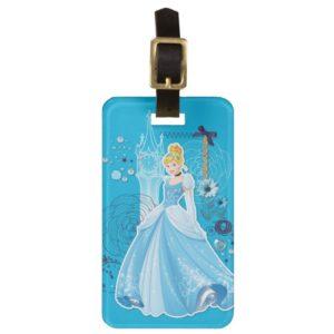 Cinderella - Graceful Luggage Tag
