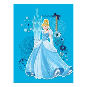 Cinderella - Graceful Postcard