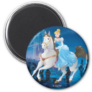 Cinderella   Have Courage Magnet