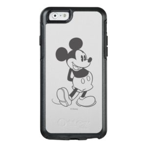 Classic Mickey | Black and White OtterBox iPhone Case