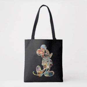 Classic Mickey | Comic Silhouette Tote Bag