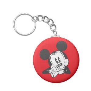 Classic Mickey | Cute Portrait Keychain