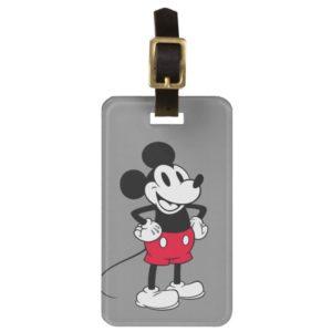 Classic Mickey Mouse | A True Original Bag Tag