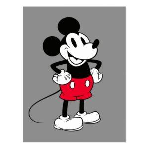 Classic Mickey Mouse | A True Original Postcard