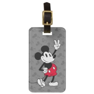 Classic Mickey Mouse | Cool Beyond Years Bag Tag
