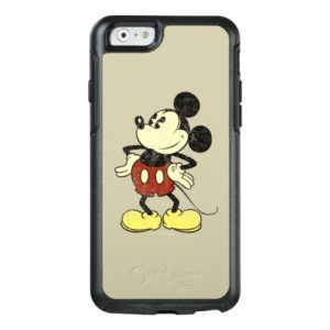Classic Mickey | Vintage Hands on Hips OtterBox iPhone Case