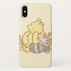 Classic Winnie the Pooh and Piglet 1 Case-Mate iPhone Case