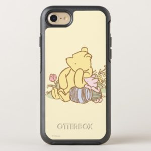 Classic Winnie the Pooh and Piglet 1 OtterBox iPhone Case