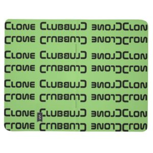 Clone Club Orphan Black repeat mirror design Journal