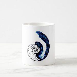 Cosima Tattoo Orphan Black Customizable Background Coffee Mug