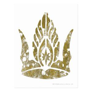 Crown of Gondor Postcard