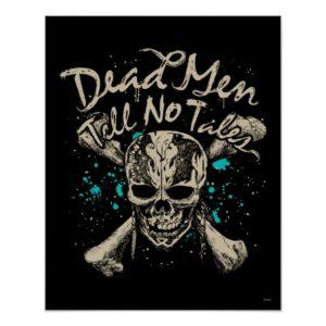 Dead Men Tell No Tales Poster