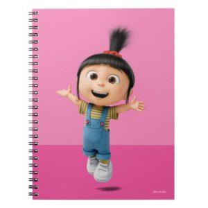 Despicable Me | Agnes Notebook